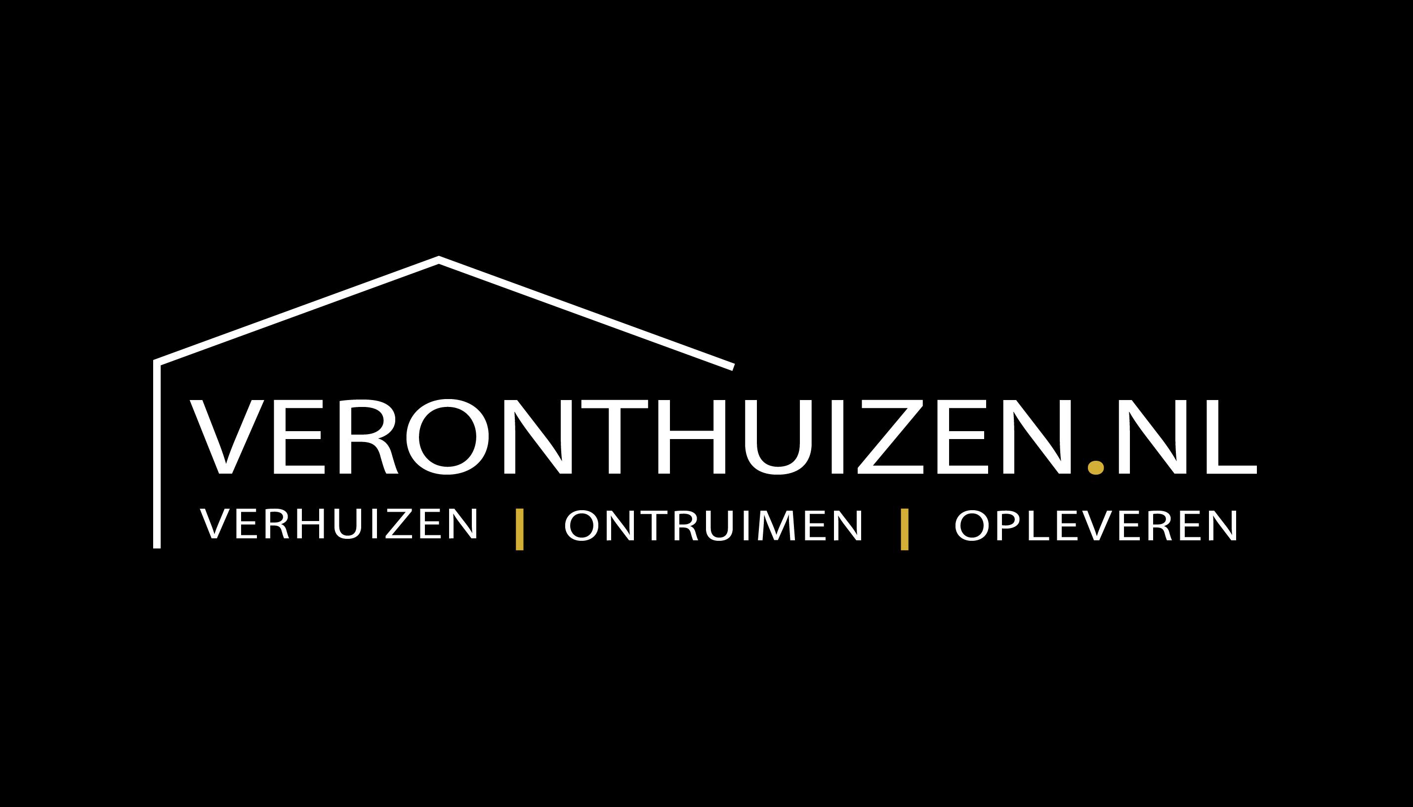 logo van veronthuizen.nl een verhuisbedrijf in breda